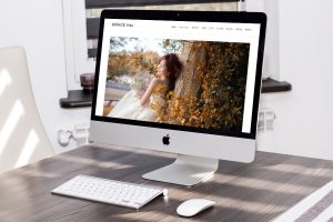 新秘Grace網站案例分享