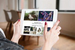 攝影師CK網站設計