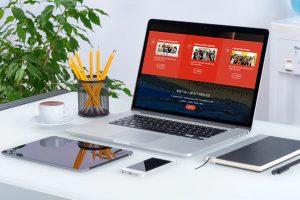 多元媒材藝術網站設計